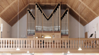 "Orgel Muri <span class=""fotografFotoText"">(Foto:&nbsp;Christoph&nbsp;Knoch)</span>"